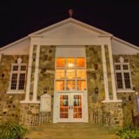 Banks Township Hall Exterior